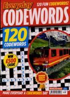Everyday Codewords Magazine Issue NO 79