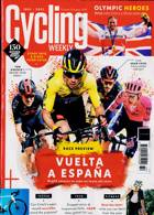 Cycling Weekly Magazine Issue 12/08/2021