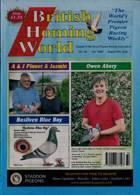 British Homing World Magazine Issue NO 7589