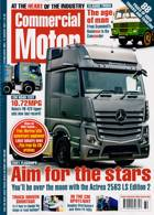 Commercial Motor Magazine Issue 12/08/2021
