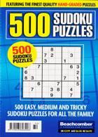500 Sudoku Puzzles Magazine Issue NO 72
