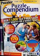 Puzzler Q Puzzler Compendium Magazine Issue NO 351