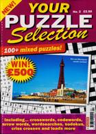 Your Puzzle Selection Magazine Issue NO 2