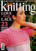 Knitting Magazine Issue KM220