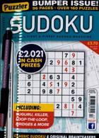 Puzzler Sudoku Magazine Issue NO 217