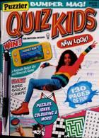 Puzzler Quiz Kids Magazine Issue NO 149