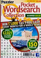 Puzzler Q Pock Wordsearch Magazine Issue NO 225