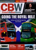 Coach And Bus Week Magazine Issue NO 1482