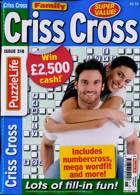 Family Criss Cross Magazine Issue NO 318