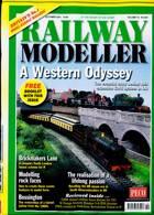 Railway Modeller Magazine Issue OCT 21