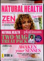 Natural Health Beauty Magazine Issue AUG 21