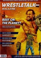 Wrestletalk Magazine Issue AUG 21