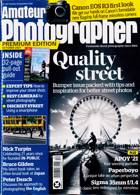 Amateur Photographer Premium Magazine Issue OCT 21