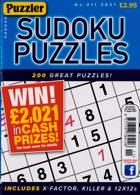 Puzzler Sudoku Puzzles Magazine Issue NO 211
