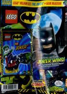 Lego Superhero Legends Magazine Issue BATMAN 16