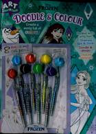 Art Draw And Create Magazine Issue N113FROZEN