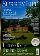 Surrey Life  Magazine Issue JUL-AUG