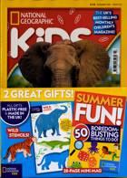 National Geographic Kids Magazine Issue SUMMER