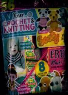 Your Crochet Knitting Magazine Issue NO 27