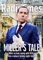 Radio Times London Edition Magazine Issue 17/07/2021