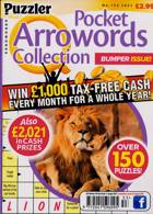 Puzzler Q Pock Arrowords C Magazine Issue NO 153