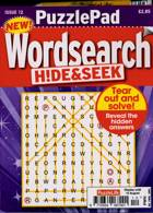 Puzzlelife Ppad Wordsearch H&S Magazine Issue NO 12