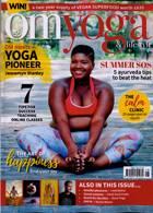 Om Yoga Lifestyle Magazine Issue AUG 21