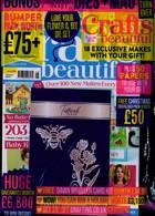 Crafts Beautiful Magazine Issue AUG 21