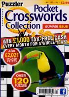 Puzzler Q Pock Crosswords Magazine Issue NO 225