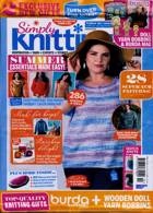 Simply Knitting Magazine Issue NO 214