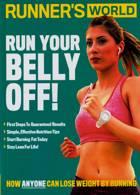 Runners World Bookazine Magazine Issue RUN BELLY