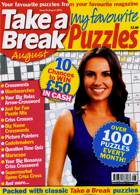 Tab My Favourite Puzzles Magazine Issue AUG 21
