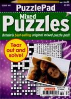 Puzzlelife Ppad Puzzles Magazine Issue NO 60