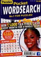 Puzzler Pocket Wordsearch Magazine Issue NO 453