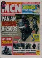 Motorcycle News Magazine Issue 14/07/2021