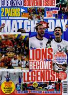 Match Of The Day  Magazine Issue NO 632