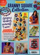 Get Into Craft Magazine Issue GRANNY SQ