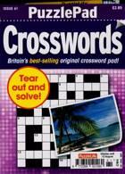 Puzzlelife Ppad Crossword Magazine Issue NO 61