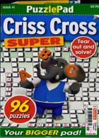 Puzzlelife Criss Cross Super Magazine Issue NO 41