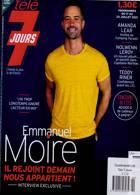 Tele 7 Jours Magazine Issue NO 3190