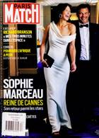 Paris Match Magazine Issue NO 3767