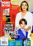 Point De Vue Magazine Issue NO 3803