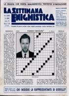 La Settimana Enigmistica Magazine Issue NO 4660