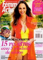Femme Actuelle Magazine Issue NO 1919