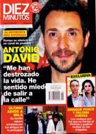 Diez Minutos Magazine Issue NO 3646