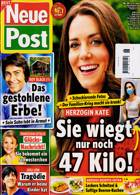 Neue Post Magazine Issue NO 26