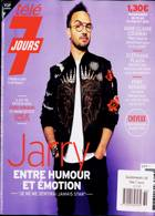 Tele 7 Jours Magazine Issue NO 3189