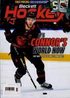 Beckett Nhl Hockey Magazine Issue JUL 21