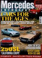 Mercedes Enthusiast Magazine Issue AUG-SEP