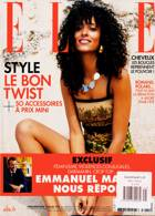 Elle French Weekly Magazine Issue NO 3941